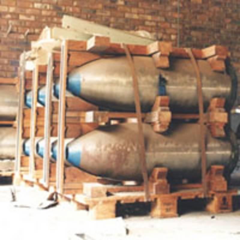 Unterirdischer Atomtest